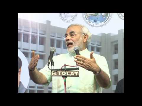 (Gujarati)Shri Narendra Modi inaugurates GCS medical college,hospital,research centre, Ahmedabad