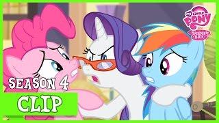 """MLP: FiM - Rarity: Isn't Friendship MAGIC? """"Rarity Takes Manehattan"""" [HD]"""