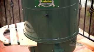 Cabela's Premium Electric Smoker: Features