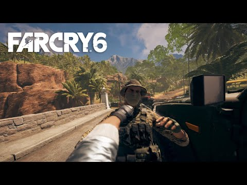 Far Cry 6: 14 Minutes Of Gameplay - Yara Concept Map [1440p 60fps]