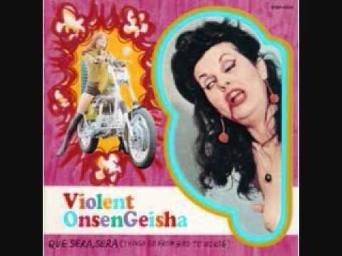 Violent Onsen Geisha - Que Sera, Sera (Things Go From Bad To Worse) [Full Album]