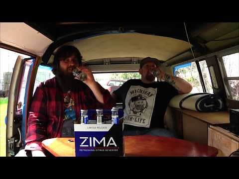 2018 Zima Review With A Millennial And Generation Xer in a 73 VW Bus