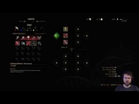 Witcher 3: Skills starter guide