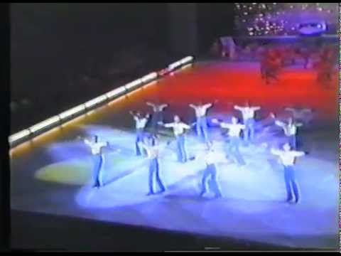 Holiday on Ice 1984 EU - Come fly with us - First class only, On the Côte d'Azur - It's nice in Nice