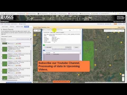 Download High Resolution Satellite Images Free (10 meter)