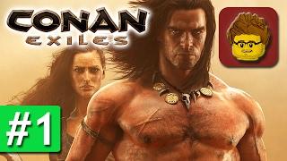 CONAN EXILES mit FirleFranz - #1 - Let
