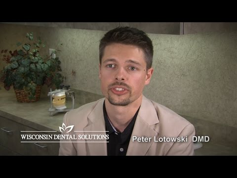 Madison Dental Implants featuring Dr Peter Lotowski of Wisconsin Dental Solutions