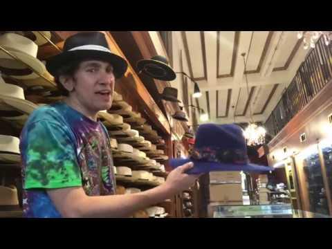 Choosing A Summer Straw Hat..