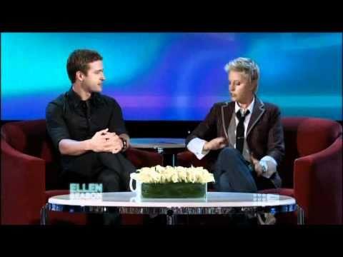 1 Justin Timberlake (Ellen)