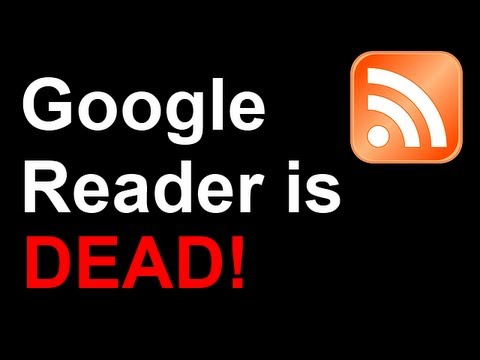 Google Reader Shut Down! 7 Alternative RSS Readers