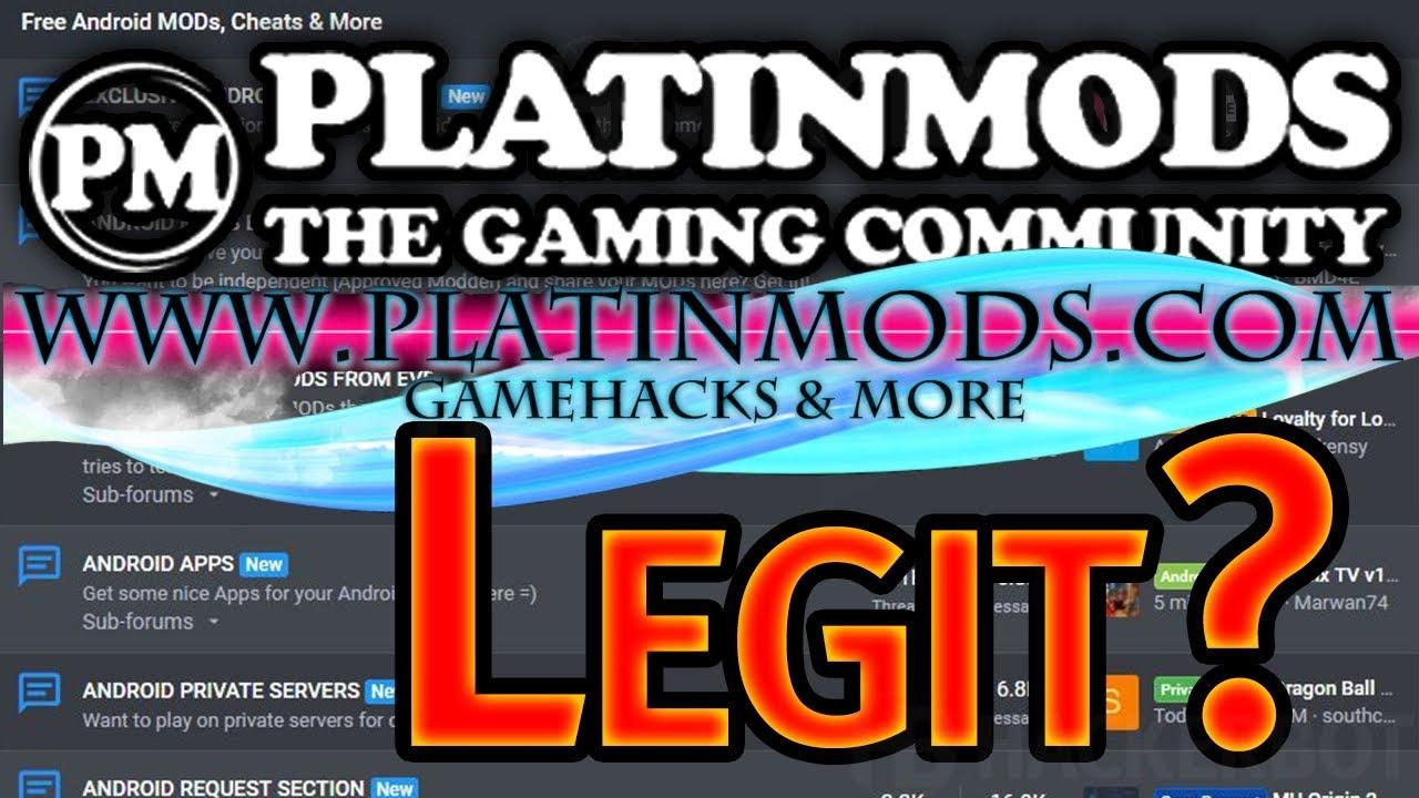 Platinmods App