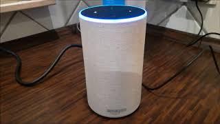 Amazon Echo 2 Alexa schimpft und beleidigt | schimpfen und Mitleid mit Alexa angry