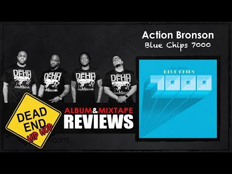 Action Bronson - Blue Chips 7000 Album Review | DEHH