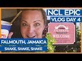 Norwegian Epic Thanksgiving Cruise | Day 04 | Nov 21 | Not So Good Vibrations