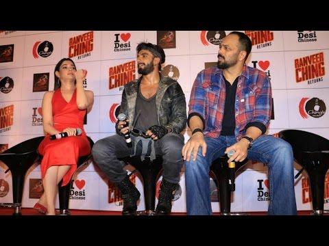 Ranveer Singh Trolls Reporter, Called CHUTIYA !! Mp3
