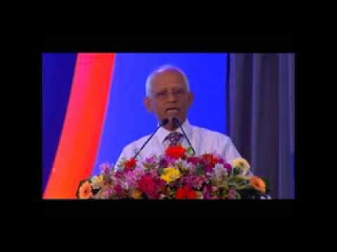 Secretary to the President- Mr Lalith Weeratunga Addressing the Gathering at Momentum