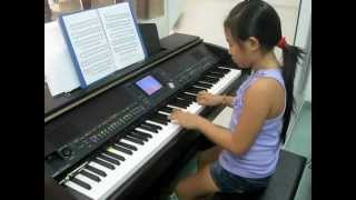 happyface1511 - Sóng sông Danube (piano)