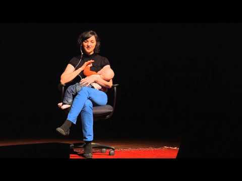 Breastfeeding is everyone's business | Jenn Anderson | TEDxBrookings