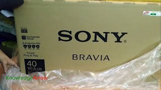 Sony Bravia LED tv 40 inch smart TV | Sony 40 inch smart TV | Sony smart TV 40 inch | 40 inch LED TV