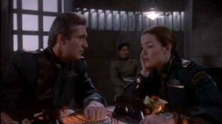 Babylon 5: Breakfast Prank
