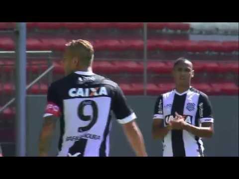 América MG 1 x 0 Figueirense   Campeonato Brasileiro 2016