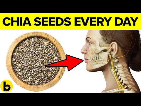 What Happens To Your Body When You Eat Chia Seeds Every Day
