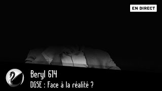 DGSE : Face à la réalité ? Talk with a spy [EN DIRECT]