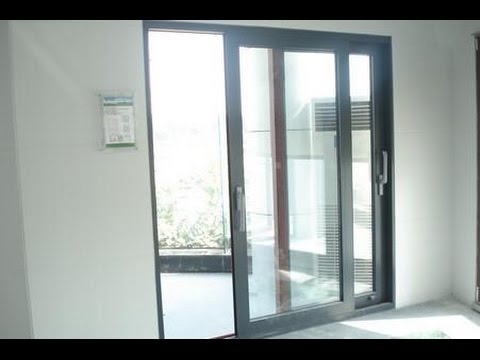 Como hacer una ventana de aluminio con mosquitero youtube for Mosquiteros de aluminio
