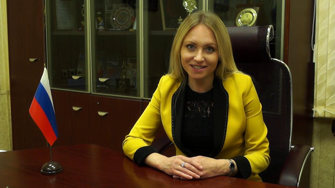 Видео-поздравление с юбилеем Вятской ГСХА от Анны Александровны Альминовой