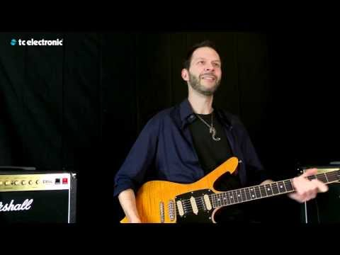 Paul Gilbert demonstrating Ditto X2 Looper