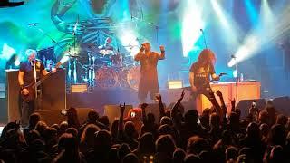Sepultura - Live at Zeche, Bochum, Germany 21.03.2018 Full show Mac...