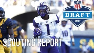 John Ross Scouting Report - 2017 NFL Draft Profile
