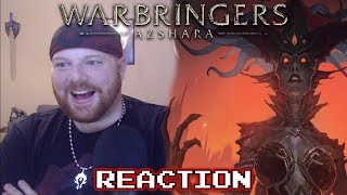 KRIMSON KB REACTS: Warbringers: Azshara