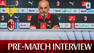 #VeronaMilan | Pre-match press conference