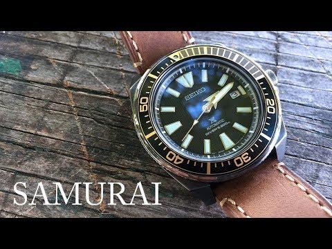 Seiko Samurai SRPB55 - So close to being amazing
