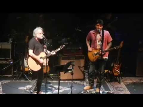 Morning Dew – I Know You Rider – Bob Weir (w/ Mayer) – Wiltern – Los Angeles CA – Oct 11 2016