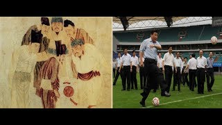 Football was China's national sport for millennia. Why are they so bad now? C. Rising Radio Sinoland