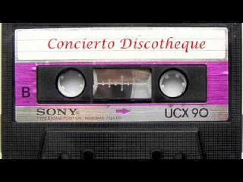 RADIO CONCIERTO DISCOTHEQUE MIX PEDRO TORRES RECUERDOS 1