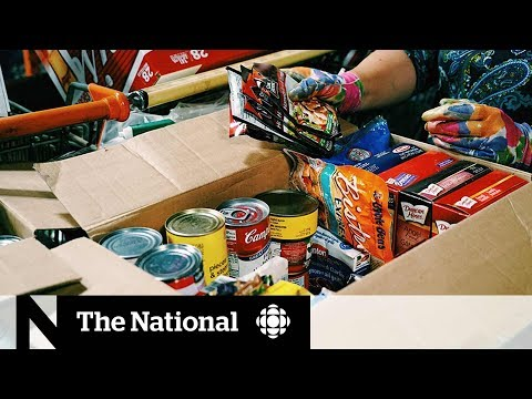 Food Bank Use Rising In Ontario