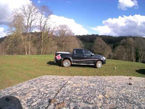 jeep wrangler  dashcam Weekend ( uncut) Chimay Belgium