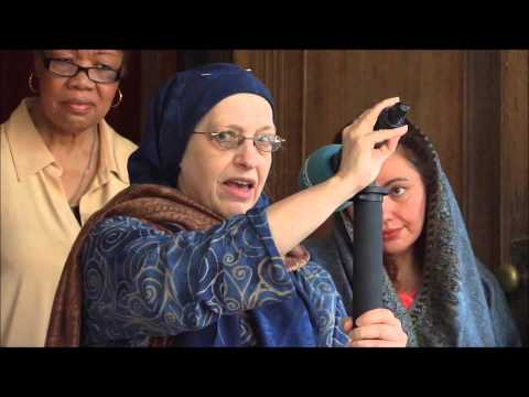 NYC Muslims Condemn ISIS- Rabia T Haris
