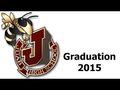 Juab High School Graduation 2015