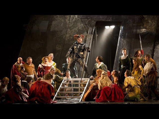 РИГОЛЕТО / от сцената на Кралската опера в Лондон