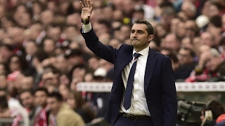 Ernesto Valverde confirmed as the new Barcelona manager thumbnail