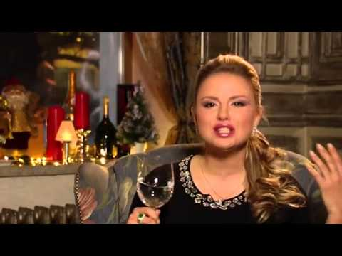 видео: Анна Семенович  - поздравление с Новым 2014 Годом!