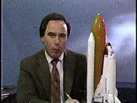 Challenger Explosion - NBC News Coverage - 01-28-1986 - Tom Brokaw