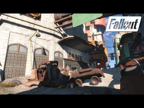 Fallout 4 - Weathervane: Commonwealth Bank