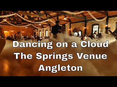 The Springs Angleton - Dancing on a Cloud Houston's Elegante Cloud