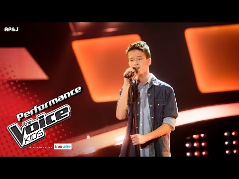 แพทริค - Photograph - Blind Auditions - The Voice Kids Thailand - 30 Apr 2017