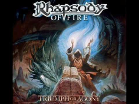 RARE Rhapsody  Old Age Of Wonders COMPLETE!